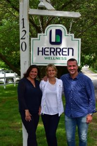 Lori McCarthy Chris Heather Herren wellness sobriety anniversary addiction recovery treatment