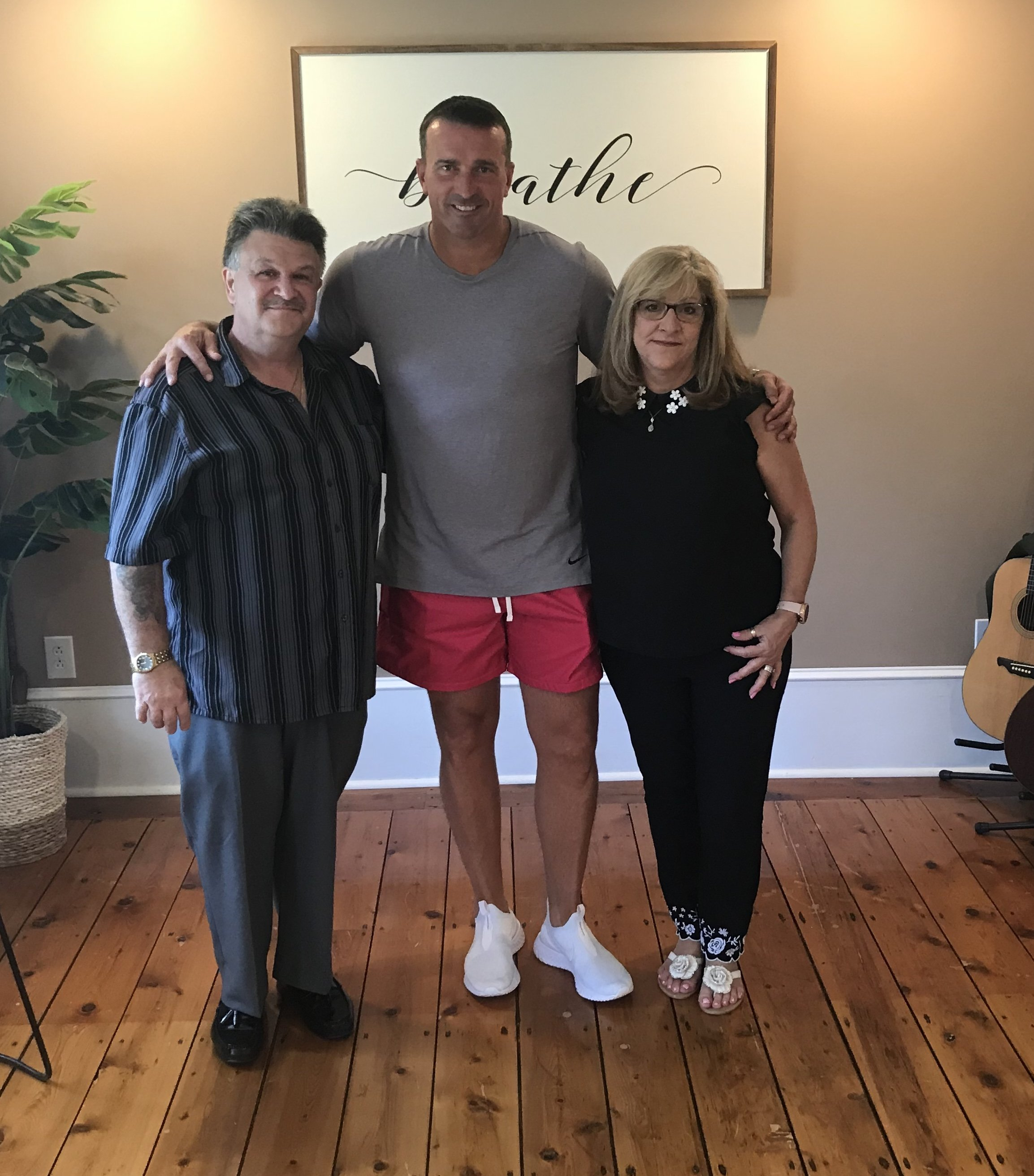 chris herren larry perulli sobriety sober recovery holistic treatment residential