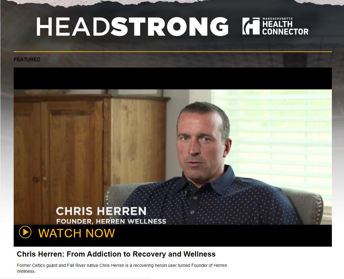 chris herren Headstrong NBCSports