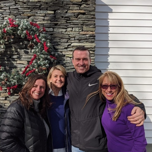 chris herren lori mccarthy wellness addiction treatment sobriety recovery alumni program
