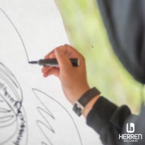 herren wellness addiction treatment recovery sobriety creativity art therapy