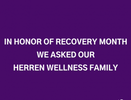 What the Word 'Recovery' Means to the Herren Wellness Community