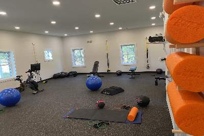 Herren Wellness Twin Oaks - Gym