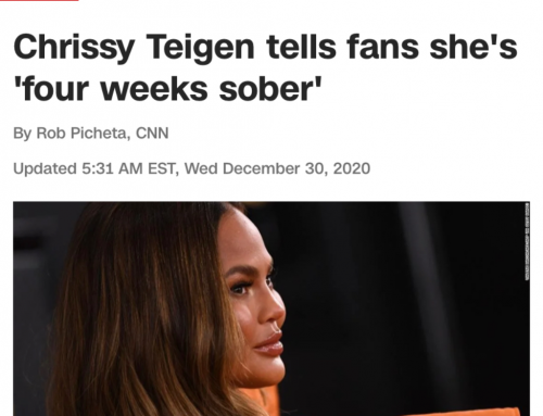 Chrissy Teigen's Sobriety: A Herren Wellness Perspective