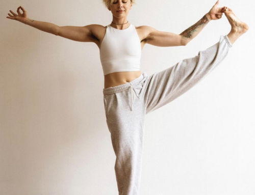Yoga For Recovery: Interview with Rachel Tondreault