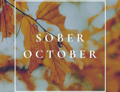 How to Thrive During Sober October